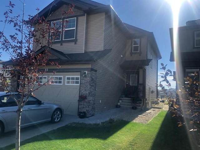89 Skyview Springs Road NE, Calgary, AB T3N 0C2 (#A1038068) :: Canmore & Banff