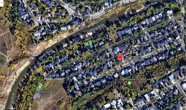 1140 Lansdowne Avenue SW, Calgary, AB T2S 1A5 (#A1038071) :: Canmore & Banff