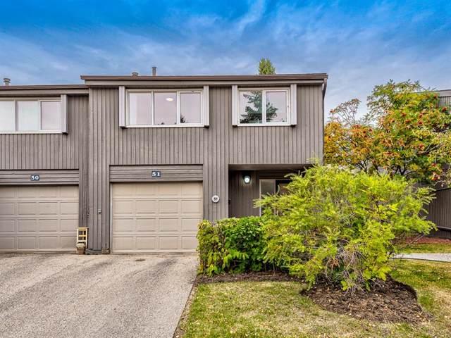 2225 Oakmoor Drive SW #51, Calgary, AB T2V 4N6 (#A1038089) :: Canmore & Banff