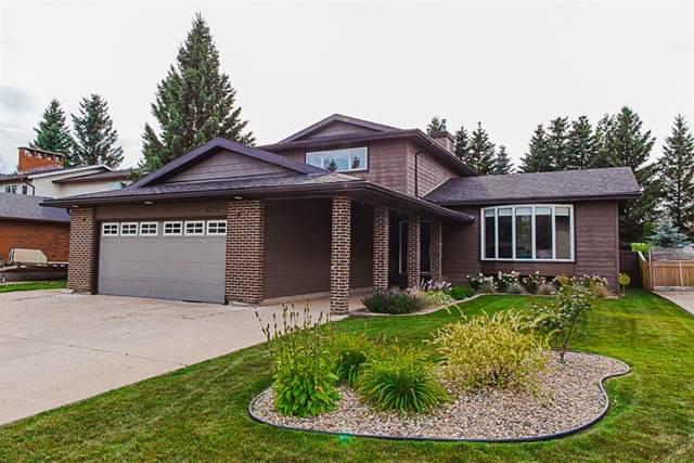 6122 96B Street, Grande Prairie, AB T8W 2C2 (#A1038104) :: Canmore & Banff