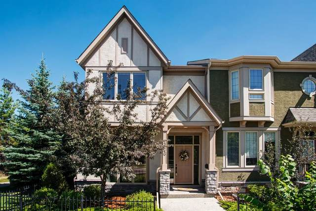 2946 Peacekeepers Way SW, Calgary, AB T3E 7R6 (#A1038110) :: Canmore & Banff