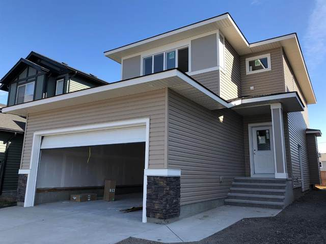 852 Hampshire Crescent NE, High River, AB T1V 0E3 (#A1038193) :: Redline Real Estate Group Inc