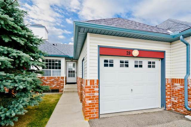 12 Woodside Rise NW #29, Airdrie, AB T4B 2L3 (#A1038242) :: Canmore & Banff