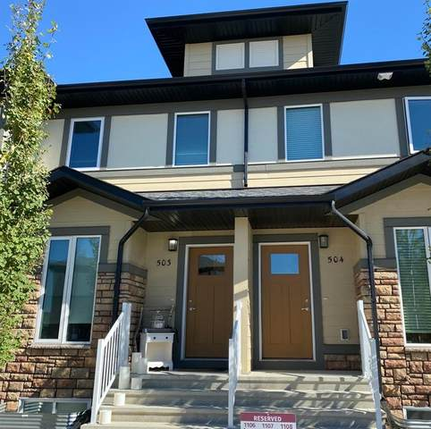 339 Viscount Drive #503, Red Deer, AB T4R 0S2 (#A1038253) :: Western Elite Real Estate Group