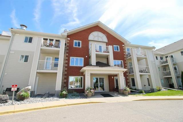 56 Carroll Crescent #341, Red Deer, AB T4P 3Y3 (#A1038275) :: Canmore & Banff
