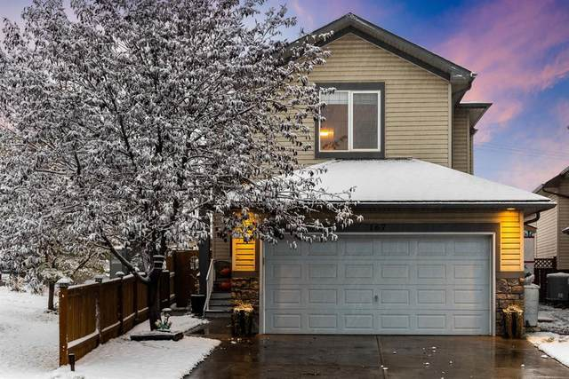 167 Coville Close NE, Calgary, AB T3K 5V9 (#A1038299) :: Canmore & Banff