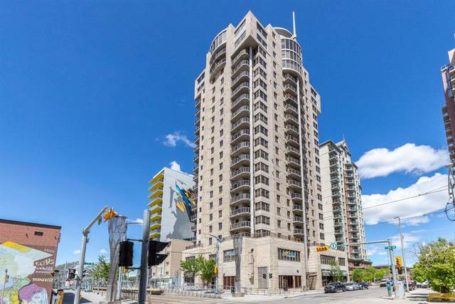 683 10 Street SW #701, Calgary, AB T2P 5G3 (#A1038309) :: Western Elite Real Estate Group