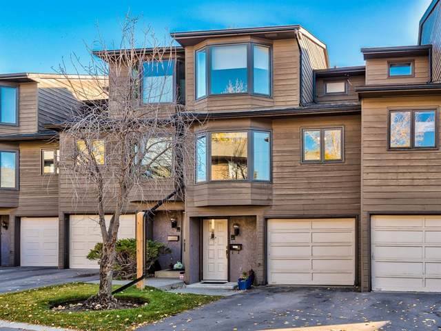 23 Glamis Drive SW #45, Calgary, AB T3E 6S3 (#A1038329) :: Canmore & Banff