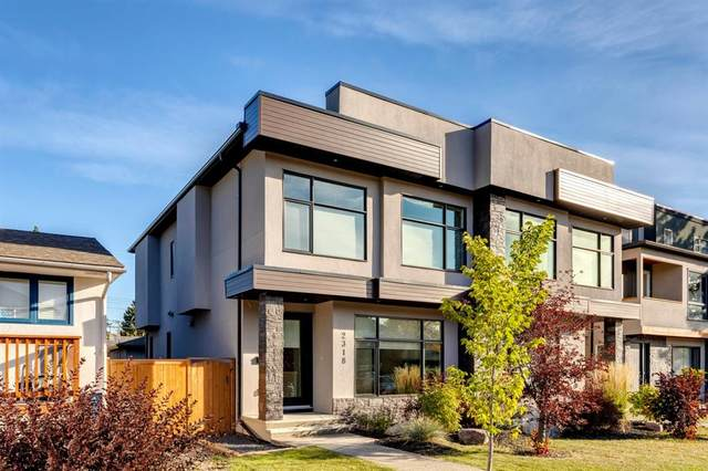 2318 23 Avenue SW, Calgary, AB T2T 0W2 (#A1038335) :: Canmore & Banff