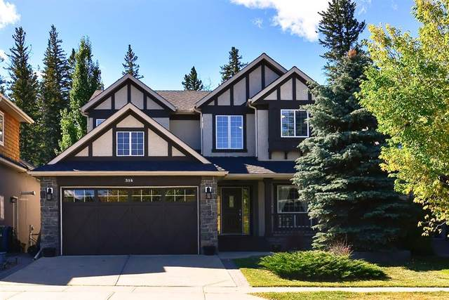 314 Discovery Ridge Boulevard SW, Calgary, AB T3H 5L8 (#A1038395) :: Canmore & Banff
