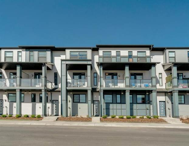 114 Seton Passage SE, Calgary, AB T3M 3A6 (#A1038411) :: Western Elite Real Estate Group
