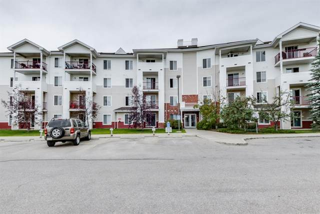 9 Country Village Bay NE #104, Calgary, AB T3K 5J8 (#A1038443) :: Canmore & Banff