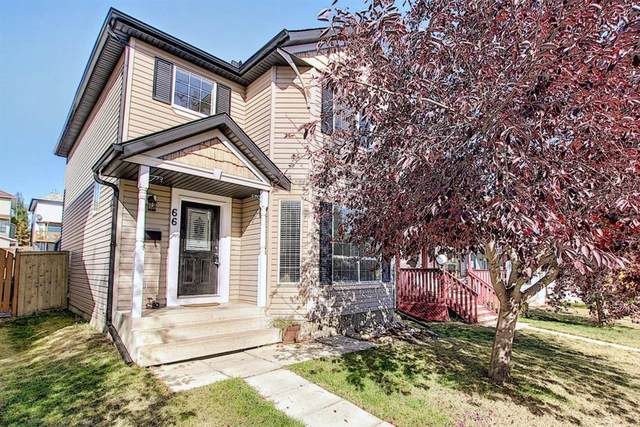 66 Bridlewood Manor SW, Calgary, AB T2Y 3T4 (#A1038449) :: Canmore & Banff
