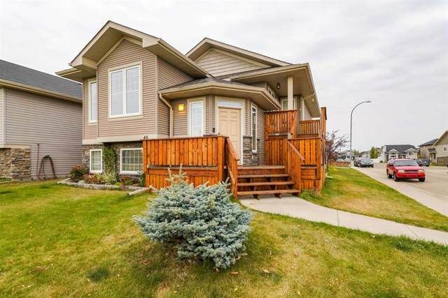 46 Crossley Street, Red Deer, AB T4P 0G6 (#A1038462) :: Canmore & Banff