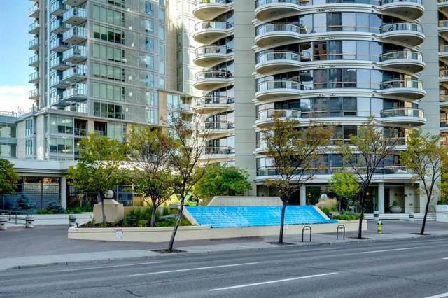 1078 6 Avenue SW #802, Calgary, AB T2P 5N6 (#A1038464) :: Western Elite Real Estate Group