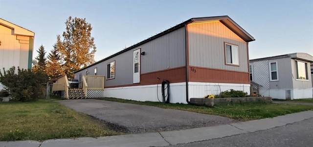 1101 84 Street NE #103, Calgary, AB T2A 7X2 (#A1038485) :: Redline Real Estate Group Inc