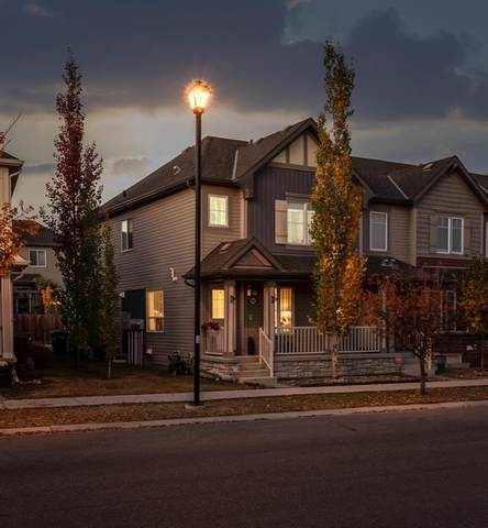 944 Windsong Drive SW, Airdrie, AB  (#A1038487) :: Canmore & Banff