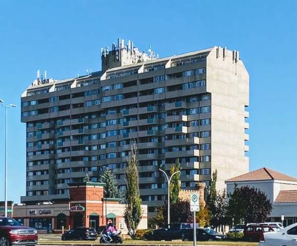 4902 37 Street #207, Red Deer, AB T4N 6M9 (#A1038499) :: The Cliff Stevenson Group