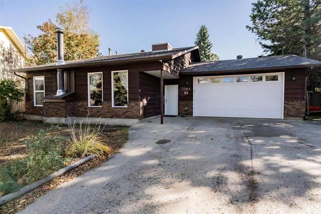 7701 95 Street, Grande Prairie, AB T8V 4V3 (#A1038509) :: Team Shillington | Re/Max Grande Prairie