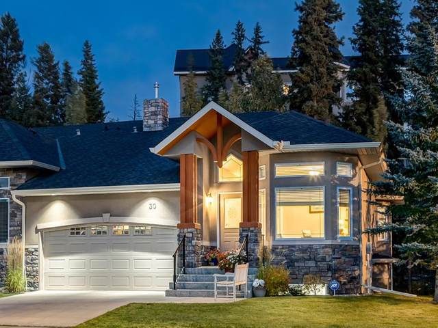 30 Discovery Ridge Lane SW, Calgary, AB T3H 4Y3 (#A1038532) :: Canmore & Banff