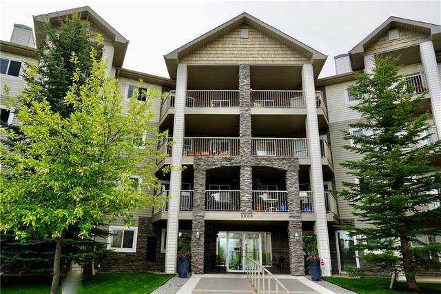 5000 Somervale Court SW #414, Calgary, AB T2Y 4M1 (#A1038570) :: Western Elite Real Estate Group