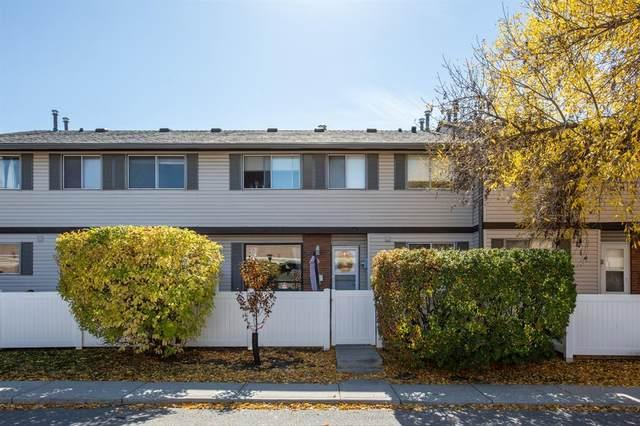 740 Bracewood Drive SW #74, Calgary, AB T2W 3N3 (#A1038575) :: Canmore & Banff