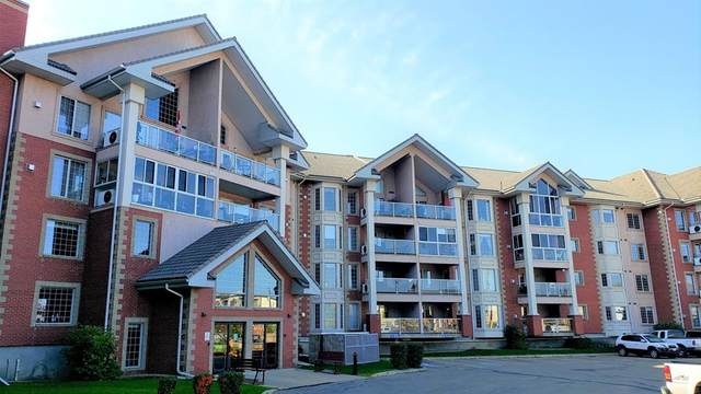 4805 45 Street #316, Red Deer, AB T4N 7A9 (#A1038593) :: Canmore & Banff