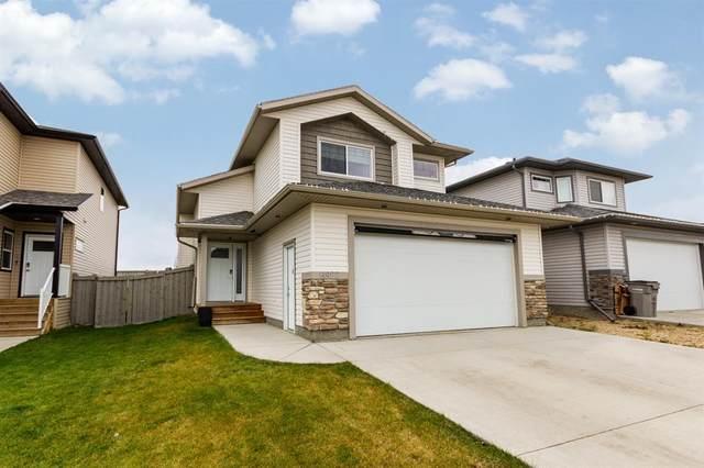 6922 115B Street, Grande Prairie, AB T8W 0J1 (#A1038604) :: Team Shillington | Re/Max Grande Prairie