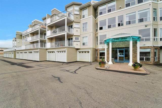 6118 53 Avenue #311, Red Deer, AB T4N 6P7 (#A1038621) :: Canmore & Banff