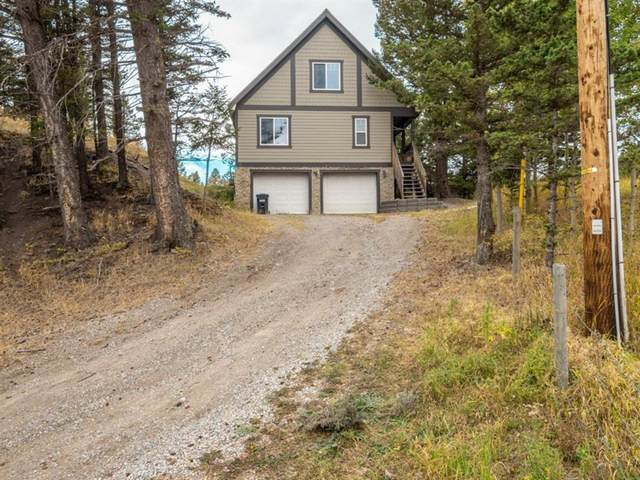 2910 76 Street, Coleman, AB T0K 0M0 (#A1038693) :: Canmore & Banff