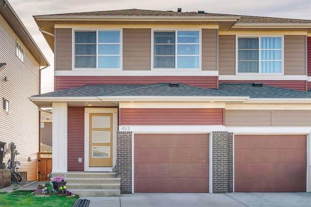 453 Carringvue Avenue NW, Calgary, AB T3P 0W5 (#A1038698) :: Canmore & Banff