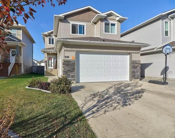 7018 85A Street, Grande Prairie, AB T8X 0M4 (#A1038704) :: Canmore & Banff