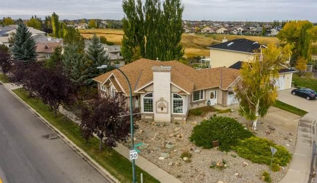 103 Canyon Terrace W, Lethbridge, AB T1K 6W7 (#A1038714) :: Canmore & Banff
