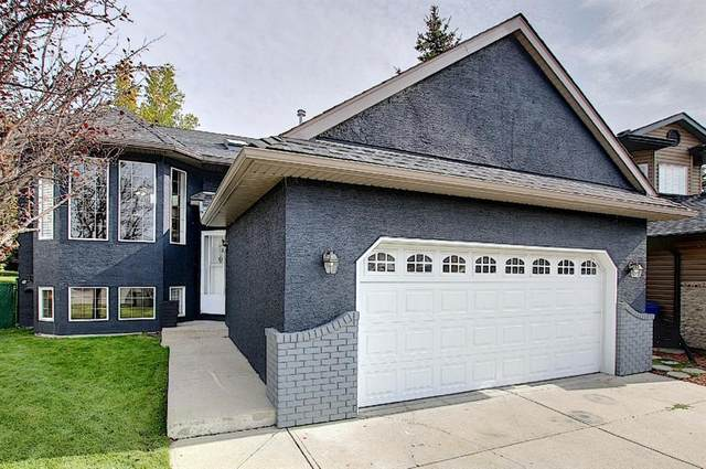 2511 Morris Crescent SE, Airdrie, AB T4A 2B5 (#A1038787) :: Canmore & Banff