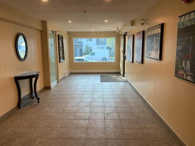 1712 38 Street SE #305, Calgary, AB T2A 1H1 (#A1038811) :: Redline Real Estate Group Inc