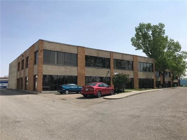 3740 11A Street NE C101, Calgary, AB T2E 6M6 (#A1038829) :: Calgary Homefinders