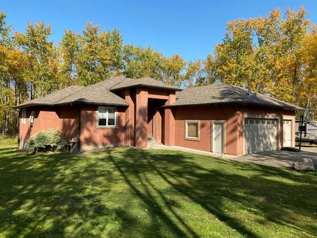 430068 Range Road 252 #109, Rural Ponoka County, AB T4J 1R1 (#A1038878) :: The Cliff Stevenson Group