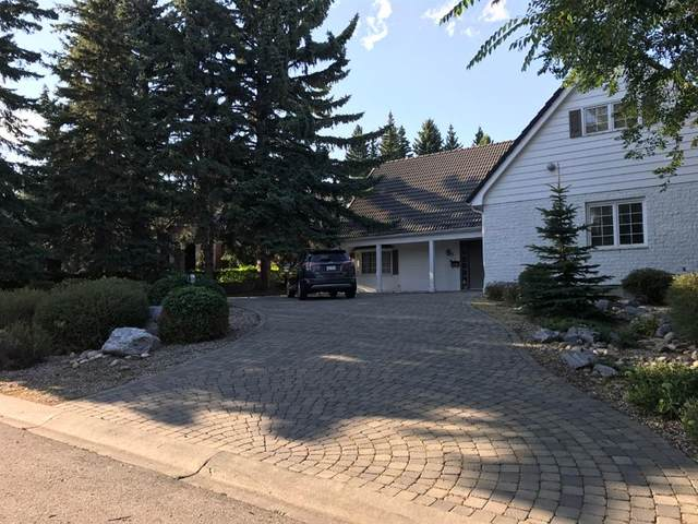 268 Eagle Ridge Drive SW, Calgary, AB T2V 2V7 (#A1038881) :: Canmore & Banff