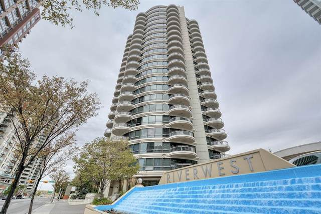 1088 6 Avenue SW #1101, Calgary, AB T2P 5N3 (#A1038908) :: Western Elite Real Estate Group
