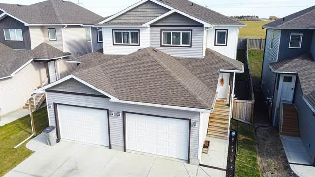 10121 84A Street, Grande Prairie, AB T8X 0S7 (#A1038920) :: Canmore & Banff