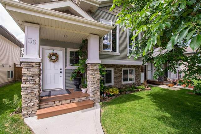 36 White Avenue, Red Deer, AB T4N 7E5 (#A1038931) :: Canmore & Banff