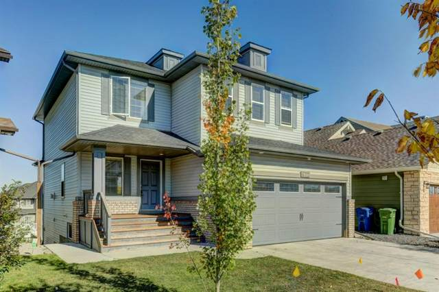672 Coopers Drive SW, Airdrie, AB T4B 2R9 (#A1038940) :: Canmore & Banff