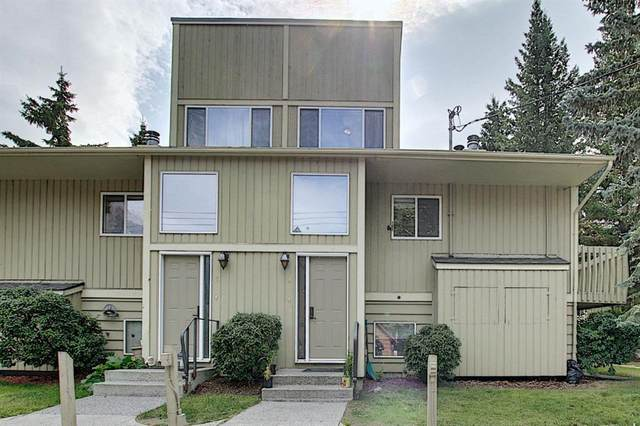 602 3 Street #4, Canmore, AB T1W 2H9 (#A1038941) :: Canmore & Banff