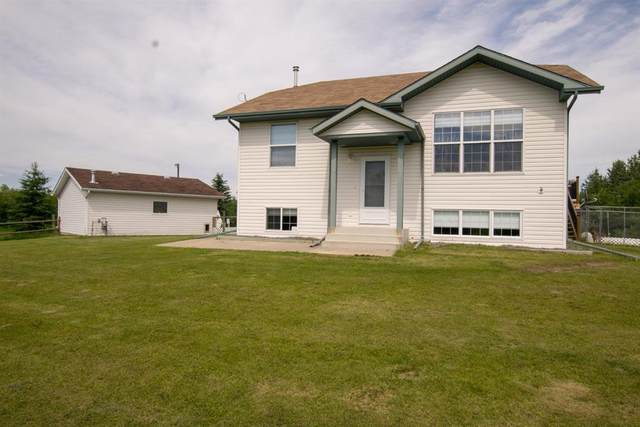 26 Wild Rose Drive, Rural Clearwater County, AB T4T 2A1 (#A1038943) :: Canmore & Banff