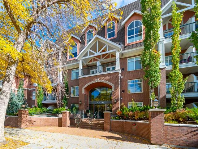 2320 Erlton Street SW #308, Calgary, AB T2S 2V8 (#A1038962) :: Canmore & Banff