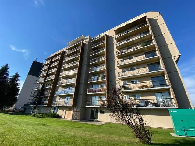 21 Berkeley Place W #823, Lethbridge, AB T1K 5N1 (#A1038967) :: Western Elite Real Estate Group
