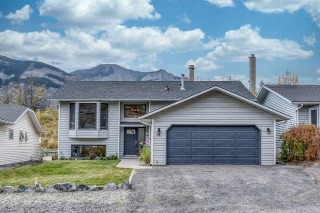 51 Windridge Road, Exshaw, AB T0L 2C0 (#A1038971) :: Canmore & Banff