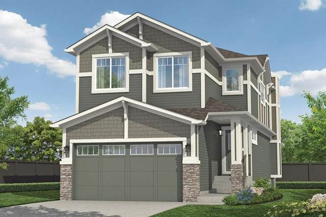 88 Carringsby Avenue NW, Calgary, AB X0X 0X0 (#A1039001) :: Canmore & Banff