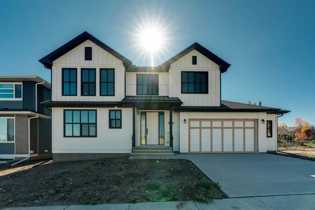 81 Harvest Hills Manor NE, Calgary, AB T3K 2L7 (#A1039005) :: Canmore & Banff
