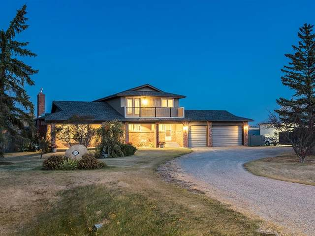 327 Lansdown Estates, Rural Rocky View County, AB T2P 2G7 (#A1039006) :: Canmore & Banff